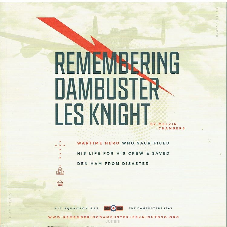 Remembering Dambuster Les Knight