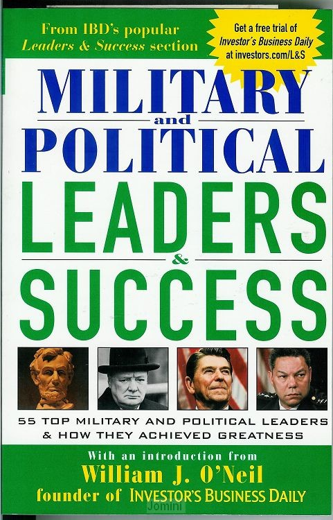 Military and political leaders & succes