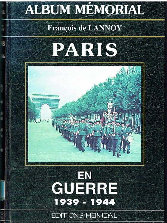 Paris en guerre, 1939-1944