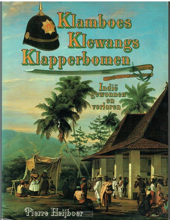 Klamboes, klewangs, klapperbomen