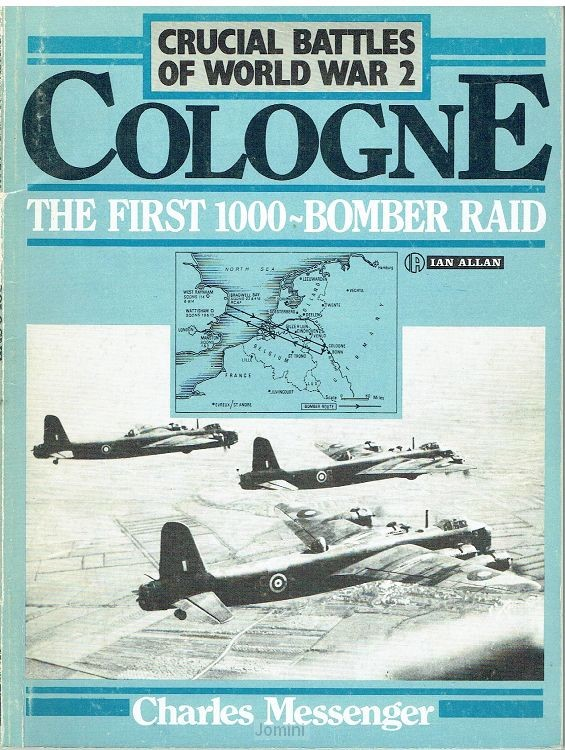 Cologne, The first 1000-bomber raid