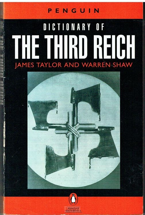 Dictionary of the Third Reich