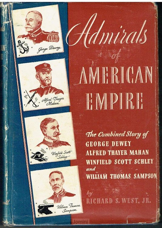 Admirals of American empire