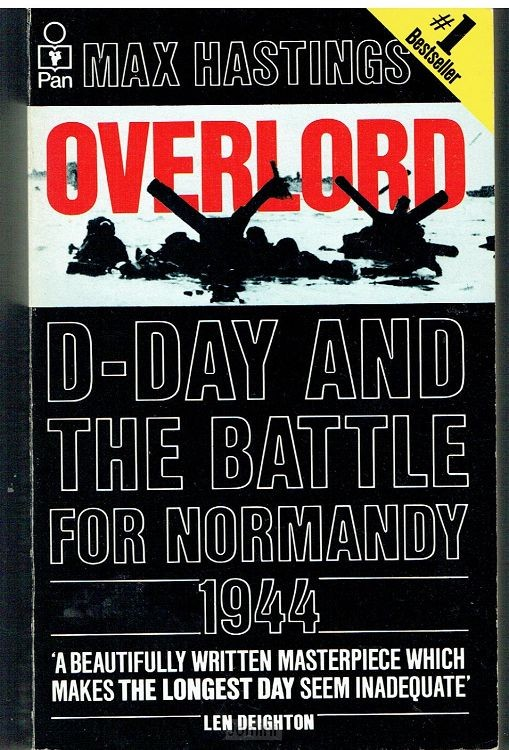 Overlord, D-Day and the battle for Norma