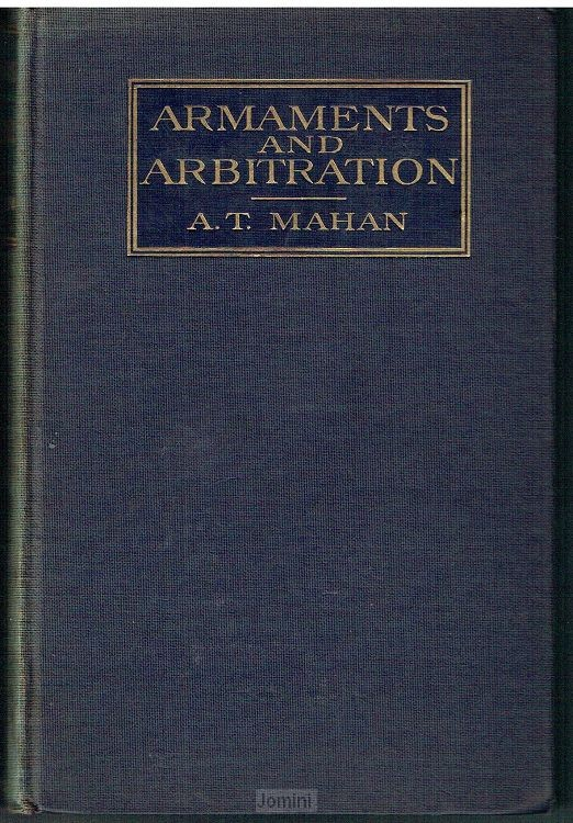 Armaments and arbitration