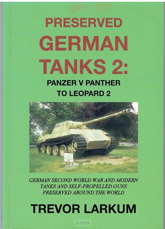 Preserved German Tanks 2
