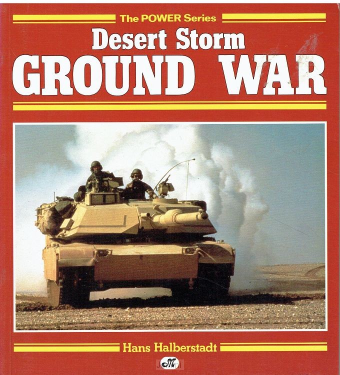 Desert Storm Ground war