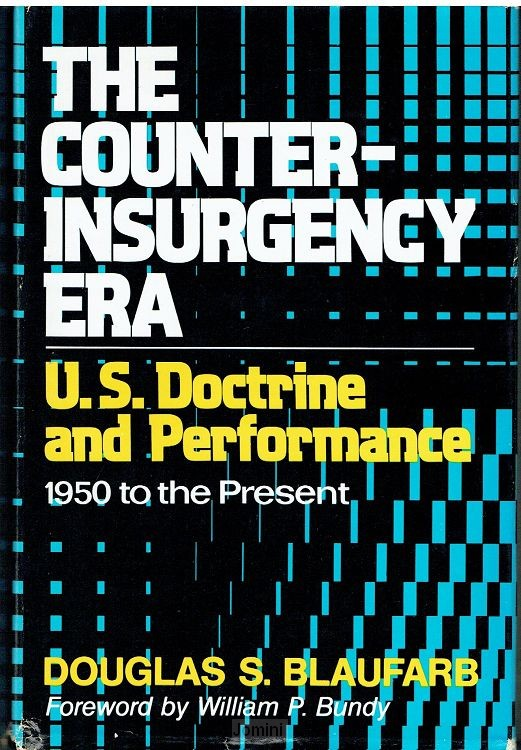 The counter-Insurgency era