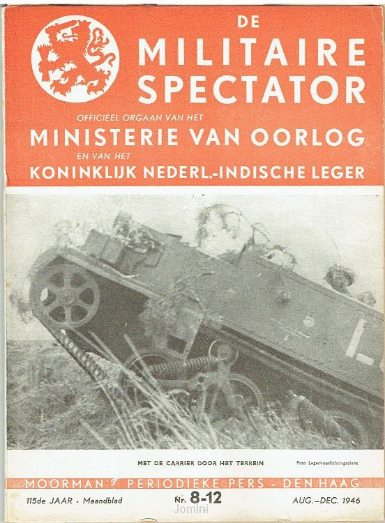 Militaire Spectator aug.-dec. 1946