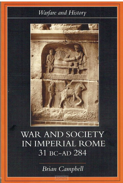 War and society in imperial Rome