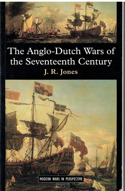 The Anglo-Dutch wars of the Seventeenth