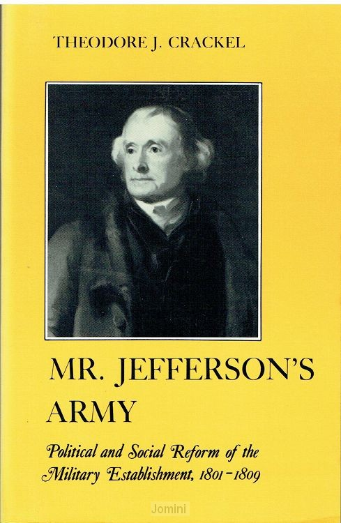Mr. Jefferson's army