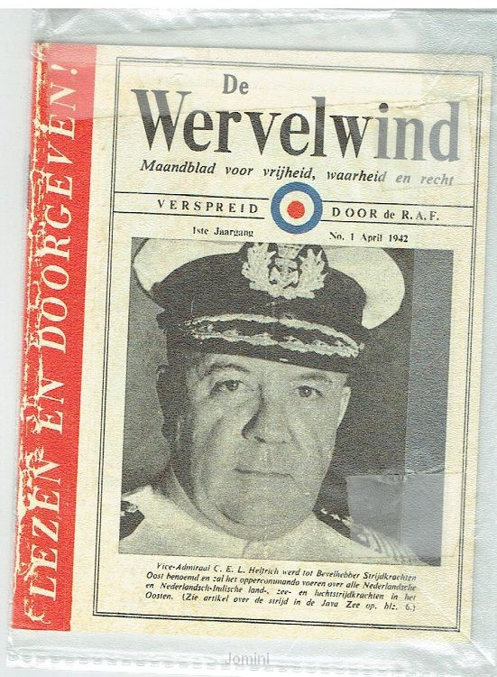 De Wervelwind 1 april 1942