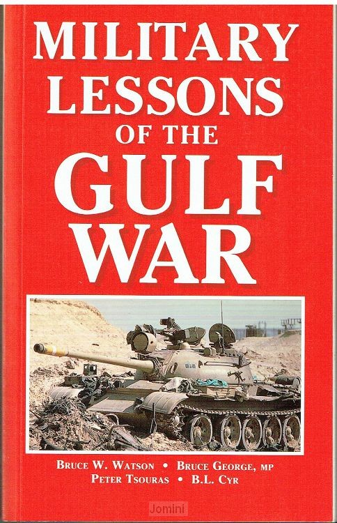 Military lessons of the Gulf war