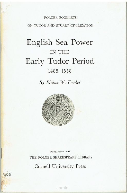 English sea power in the early Tudor per