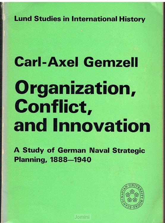Organization, Conflict and Innovation