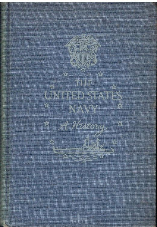 The United States Navy, a history
