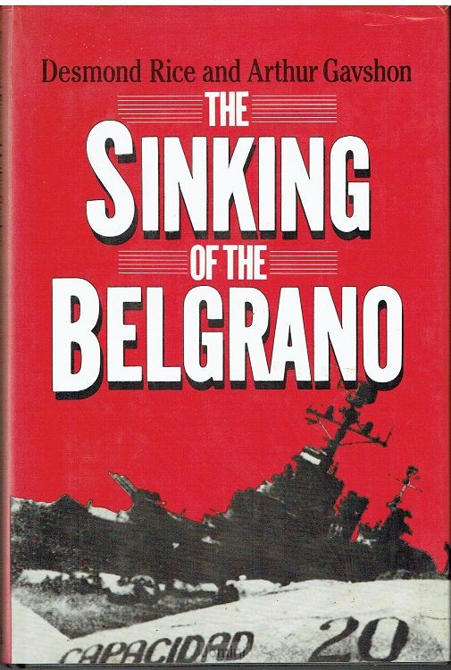 The sinking of the Belgrano