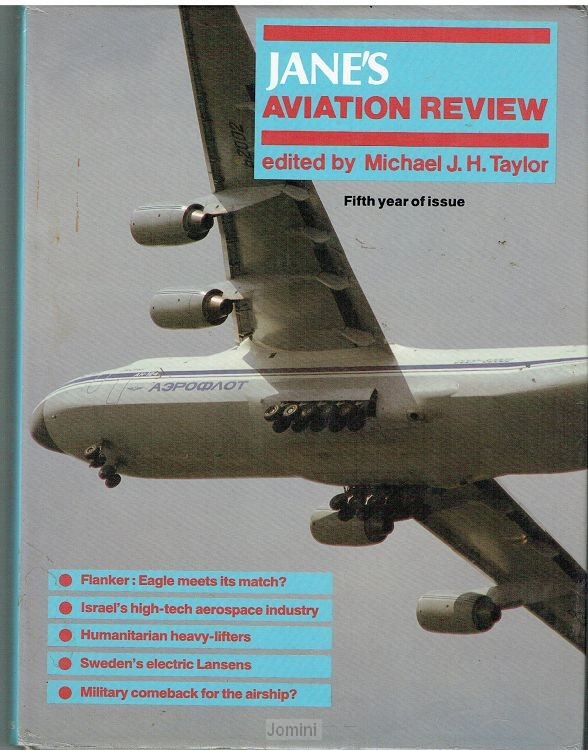 Jane's aviation review
