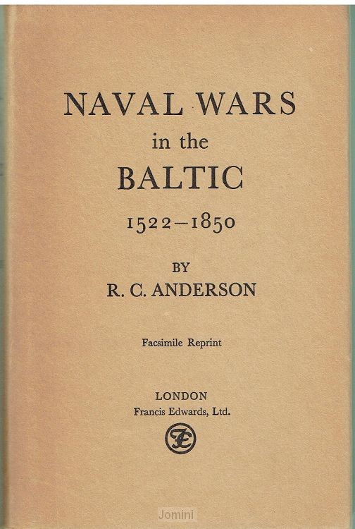 Naval wars in the Baltic, 1522-1850