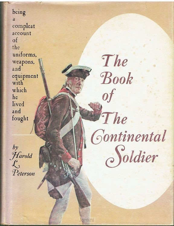 The book of the Continental Soldier