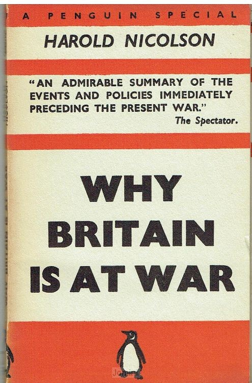 Why Britain is in War