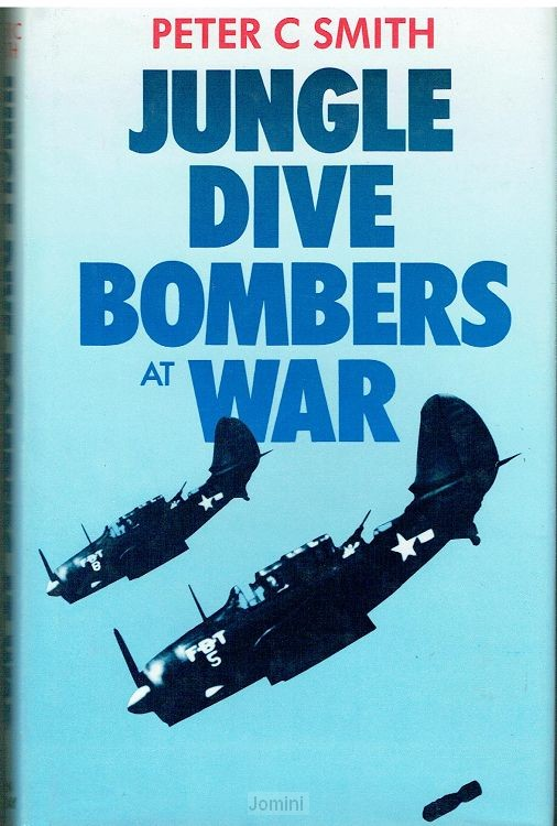 Jungle Dive Bombers at war