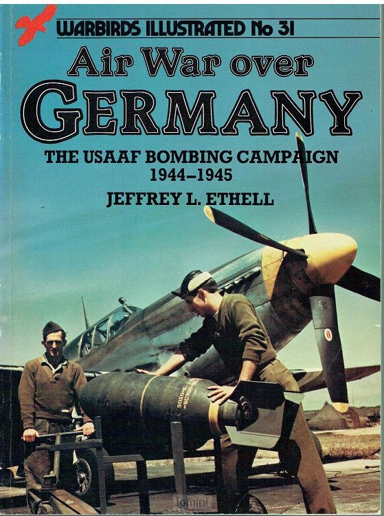 Air war over Germany