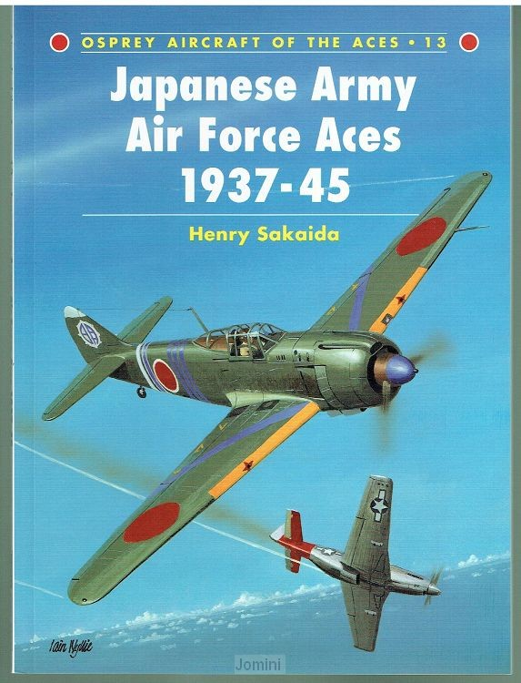 Japanese Army Air Force Aces 1937-45