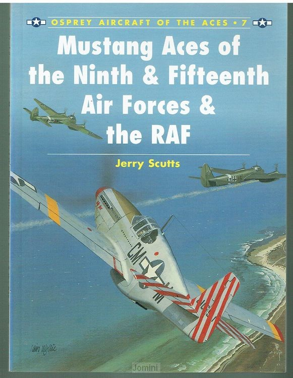 Mustang Aces of the Ninth & Fifteenth Ai