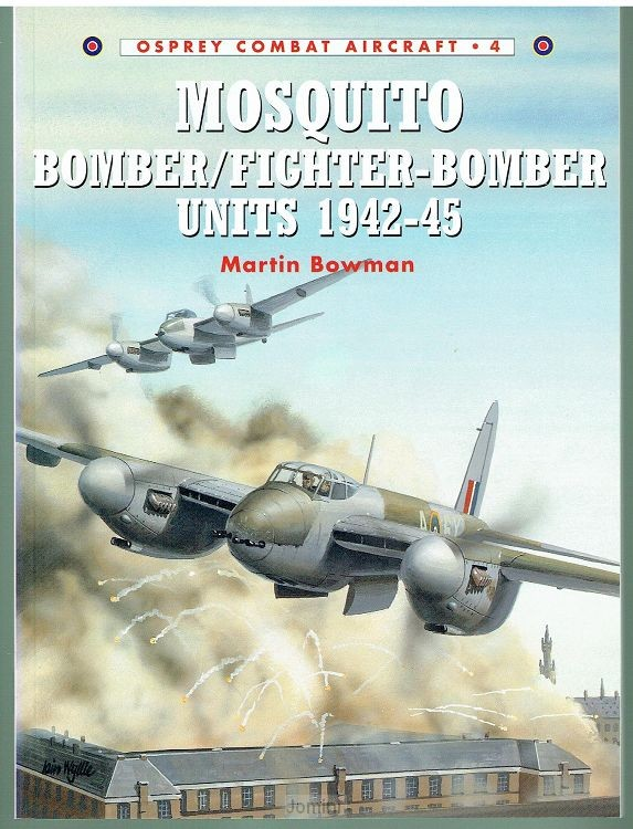 Mosquito Bomber/Fighter-Bomber Units 194