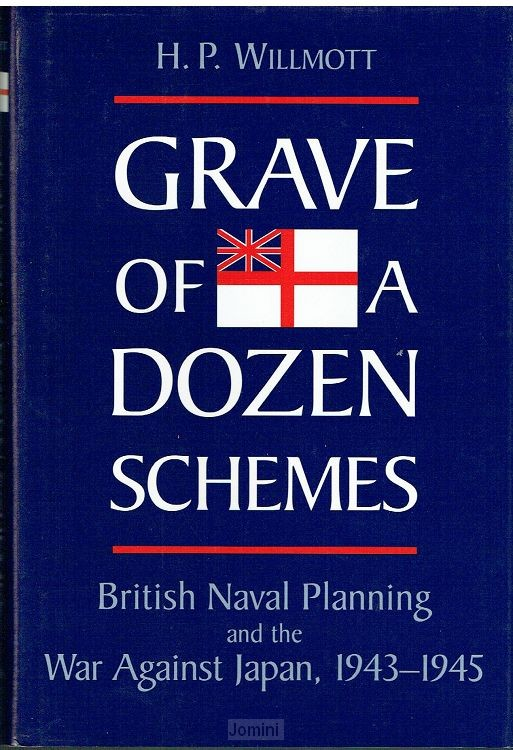 Grave of a dozen schemes