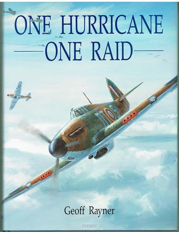 One Hurricane, one raid