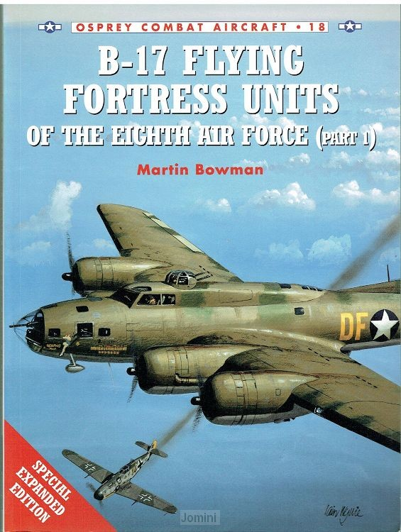 B-17 Flying Fortress Units
