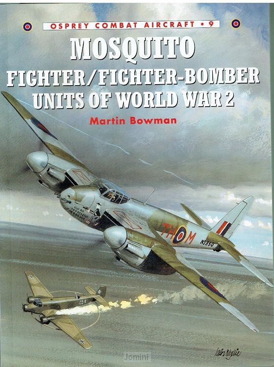 Mosquito Fighter/Fighter-Bomber Units of