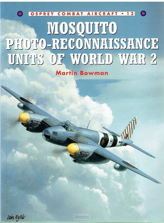Mosquito Photo-reconnaissance Units of w