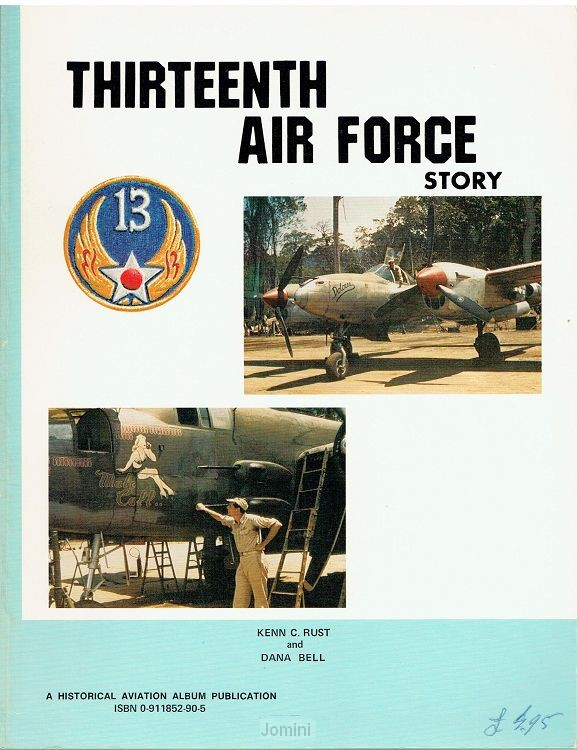 Thirteenth air force story