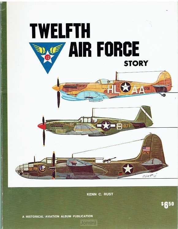 Twelfth air force story