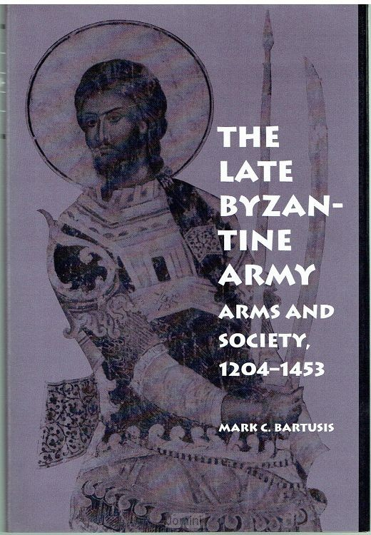 The late Byzantine army