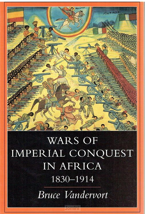 Wars of imperial conquest in Africa
