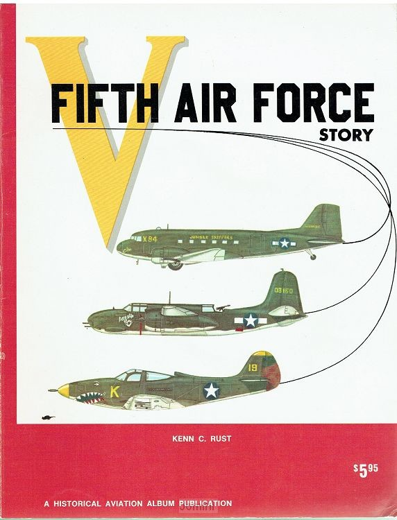 fifth air force story