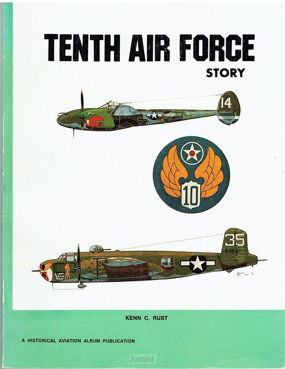 Tenth air force story