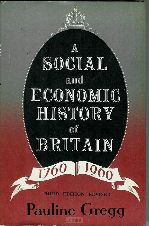 A social and economic history of Britain
