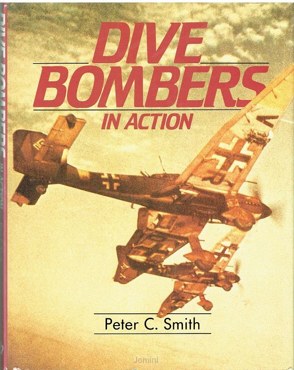 Dive Bombers in action
