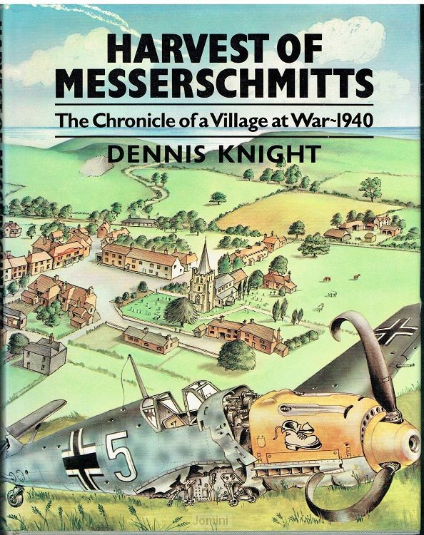 Harvest of Messerschmitts