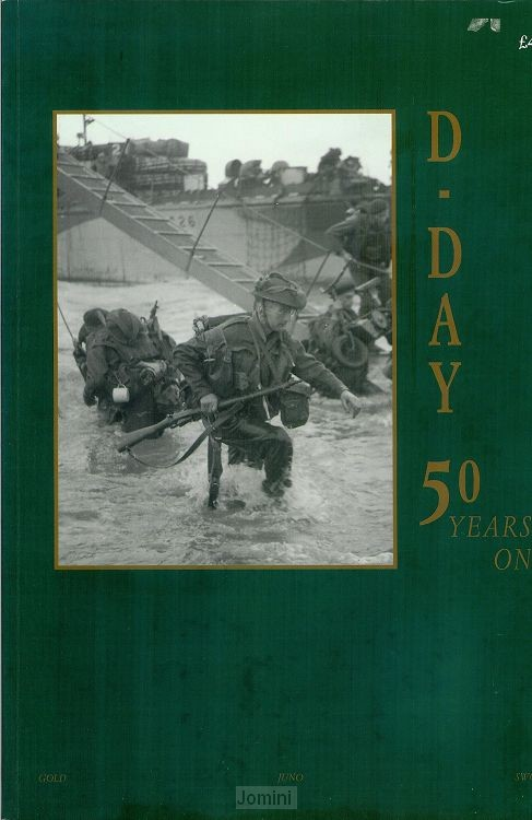 D-day 50 years on