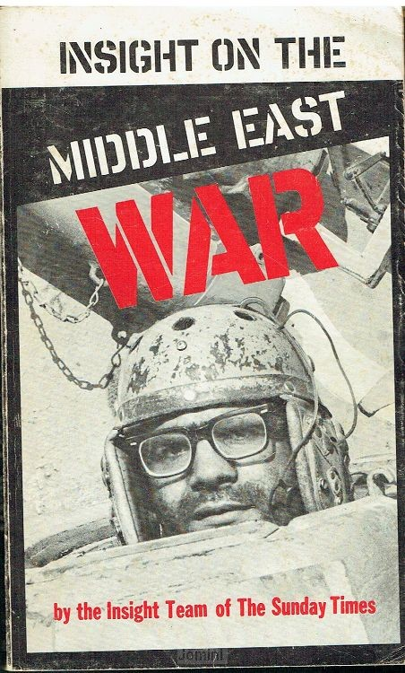 Insight on the middle-east war