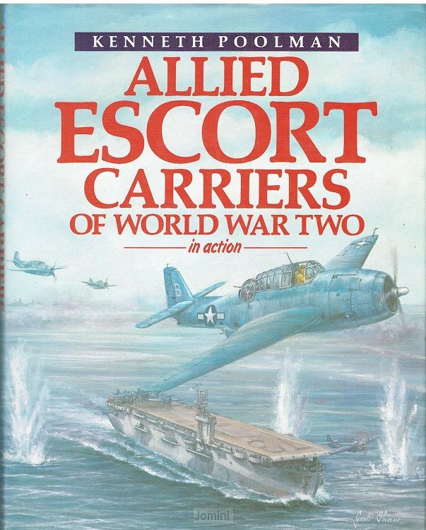Allied escort carriers