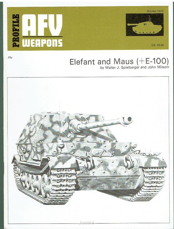 Elefant and Maus (+E-100)