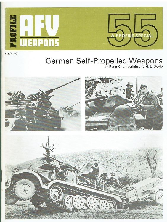 German Self-propelled weapons